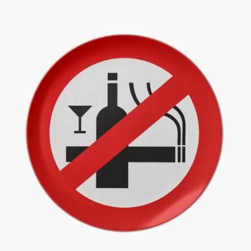 bahaya alkohol dan rokok bagi ibu hamil