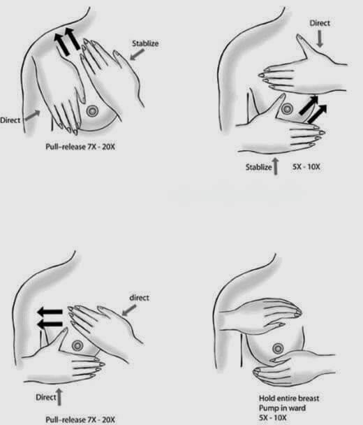 pemijatan untuk mengencangkan payudara