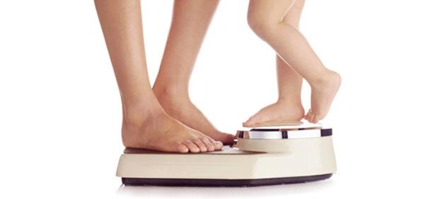 menurunkan berat badan ibu menyusui