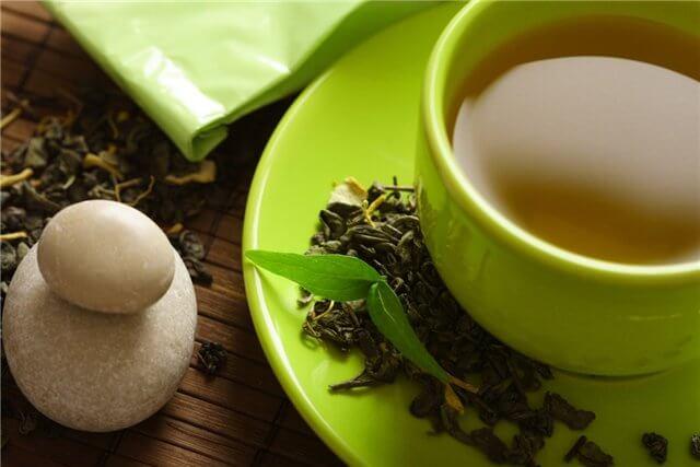 teh hijau untuk menghilangkan bekas luka