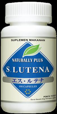 Super Lutein Vitamin Untuk Mata