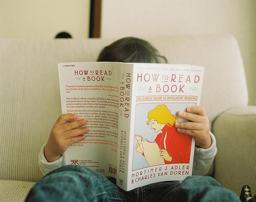 Bagaimana Mengajari Anak Membaca