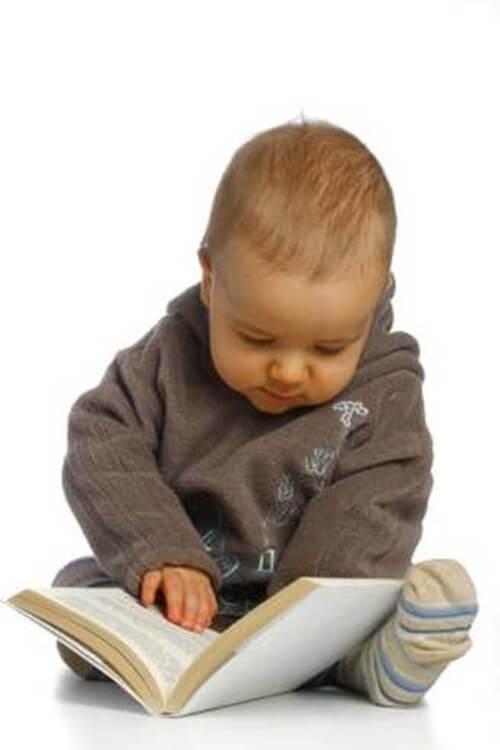 Bayi Anda Membaca