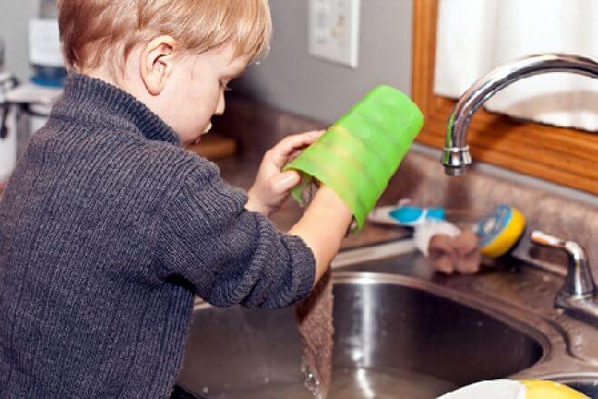 Meningkatkan Rasa Tanggung Jawab Anak
