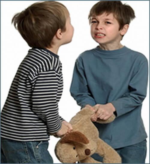 Menjaga Emosi Antar Anak