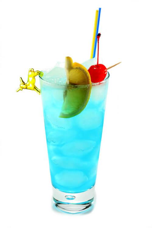 Resep Minuman Segar Blue Safir