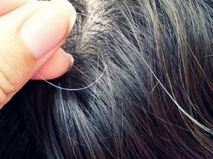 cara mengatasi uban di rambut secara alami