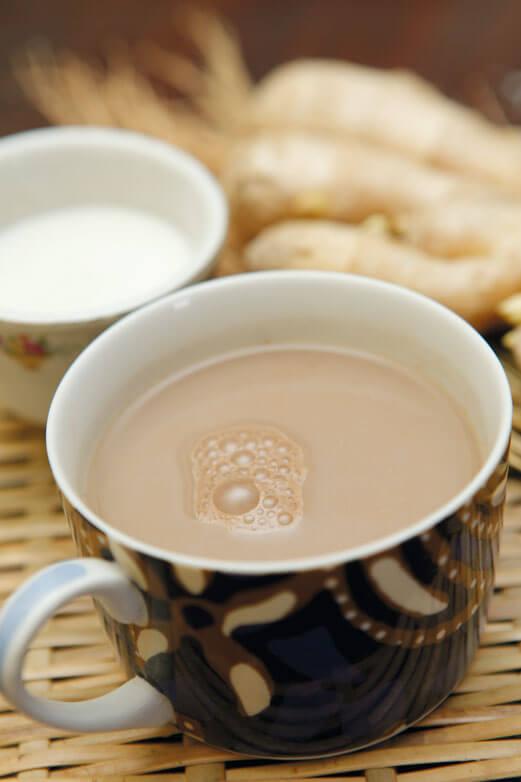 resep minuman bandrek susu