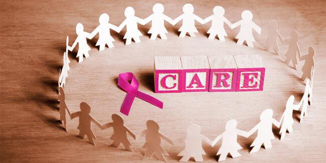 Ilustrasi mencegah kanker payudara