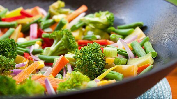 Vegetarian mencegah kanker payudara