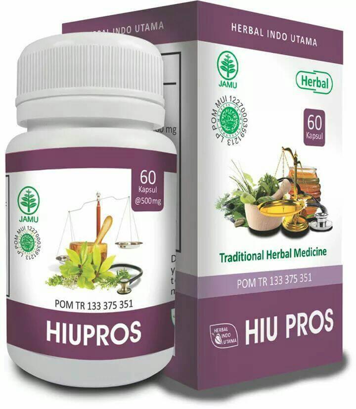Hiupros, Obat Herbal Untuk Mengobati Kanker Prostat