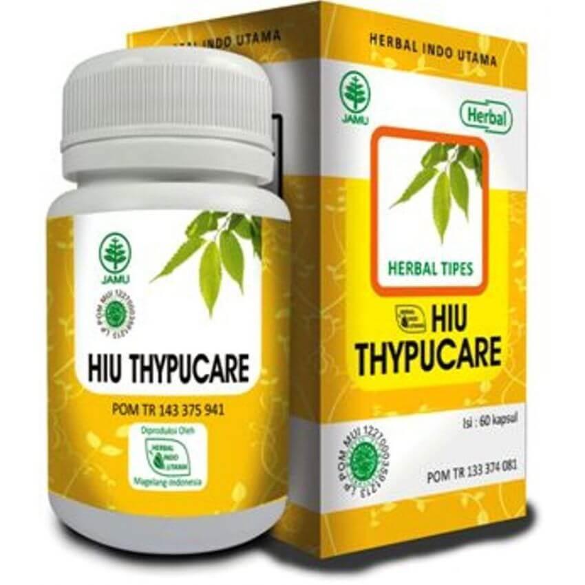 Hiu Thypucare, Obat Herbal Untuk Tipes Dan Gejalanya