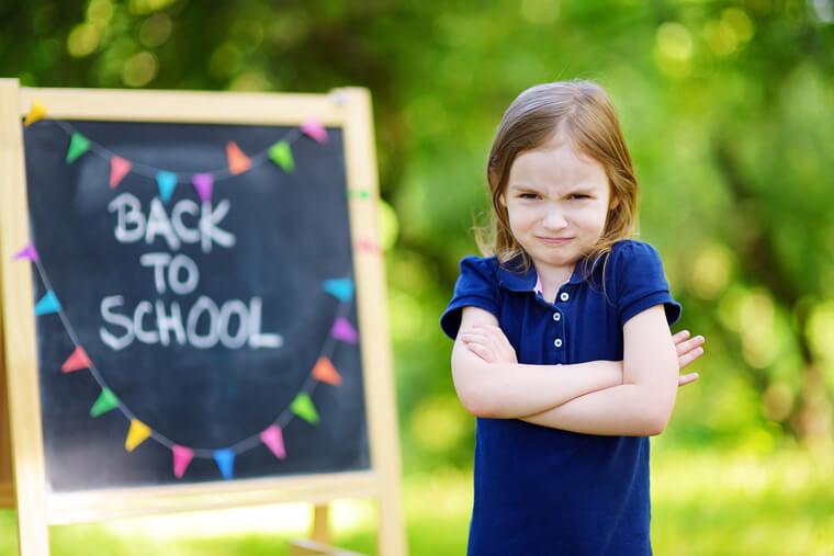 Tips mengatasi anak malas sekolah