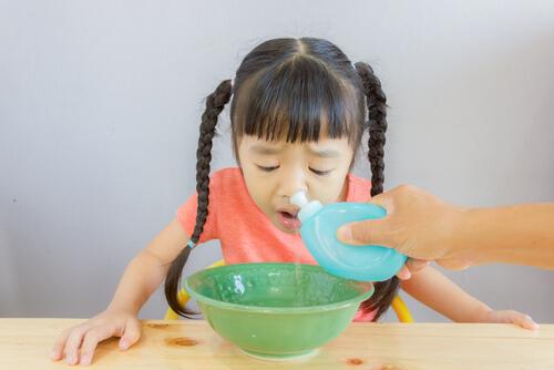Sinusitus pada anak